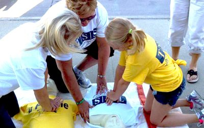 First Aid and CPR are for EVERYONE