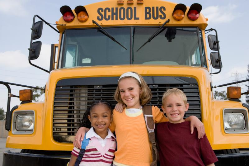 How safe is the school bus?