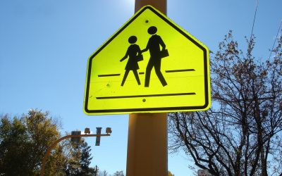 SAFETY CORNER: Watch out in School Zones