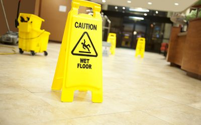 Prevent Slips, Trips and Falls