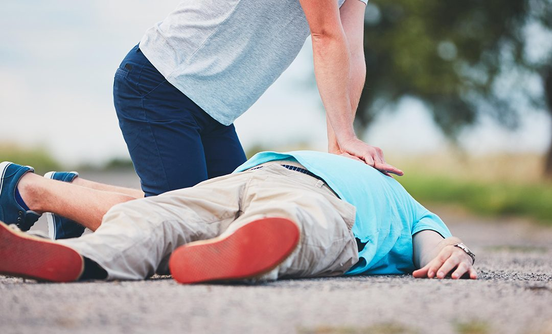 Updated CPR procedures from one of our experts