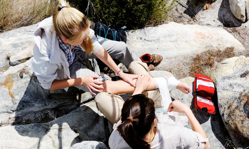 Be prepared for the unexpected with a well-stocked first aid kit