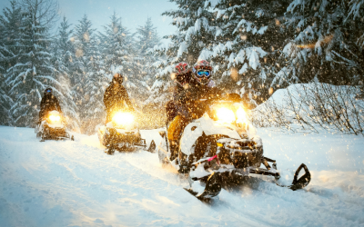 Snowmobile Safety 101