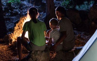 June is National Camping Month: Stay Safe Out There