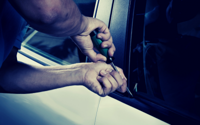 9 Simple Vehicle Theft Prevention Tips
